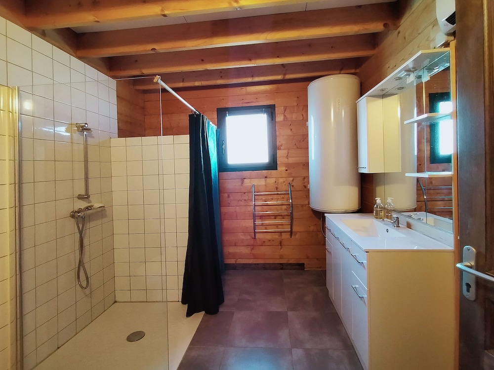 Bathroom, Cottages to Orient - Champagne Chalet