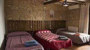 Extrasängar och sängkläder