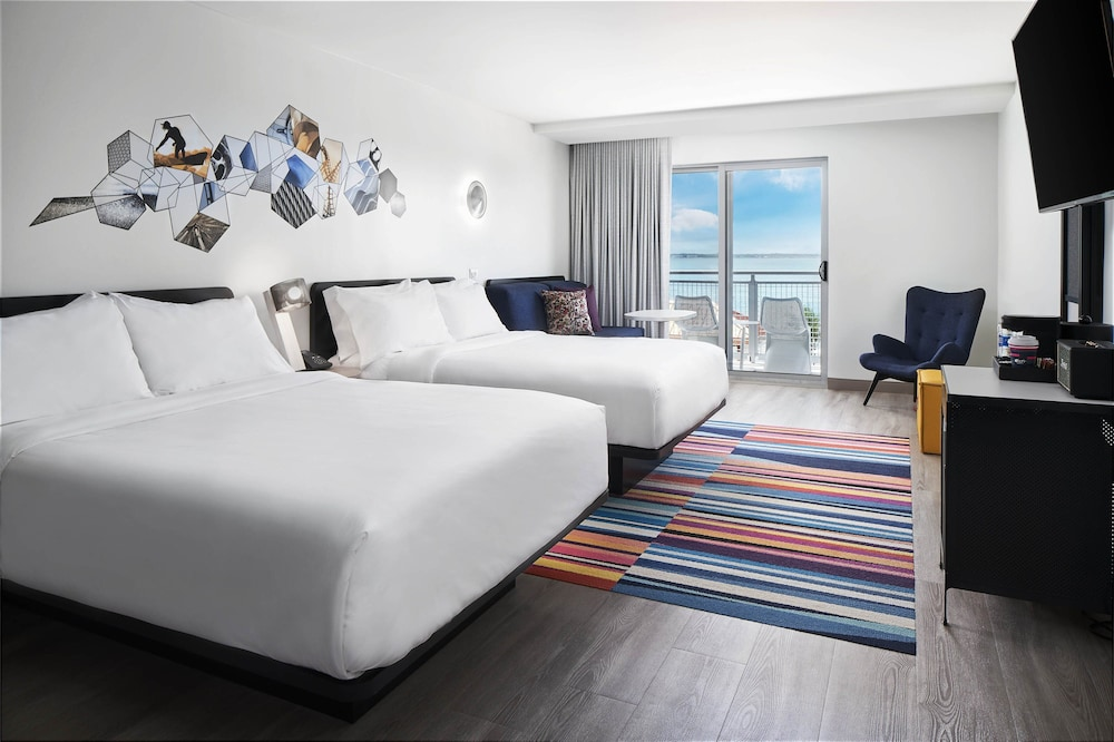 Room, Aloft Ocean City
