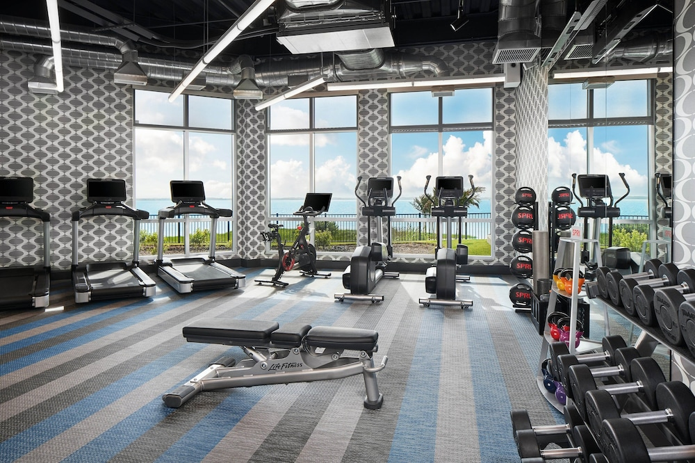 Fitness Facility, Aloft Ocean City