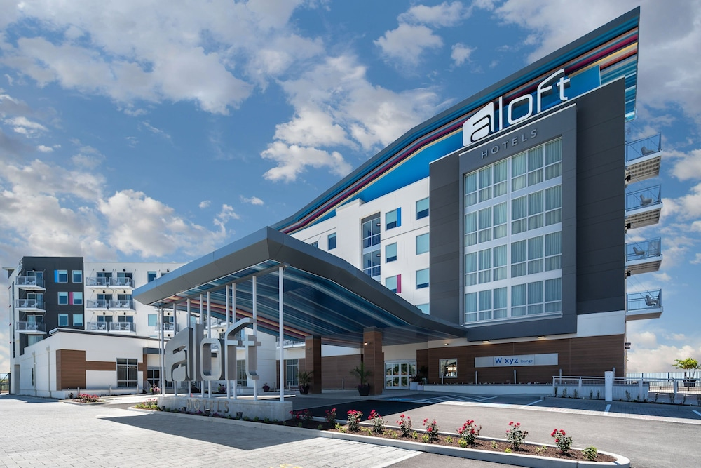 Exterior, Aloft Ocean City