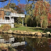 Sayville Area - Exquisite Beachhouse, Stunning, Picturesque, Private, Sleeps 9