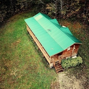 Pine Ridge Ranch - the Seedling - Log Cabin in Woods of ~tn~