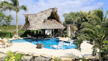 Welcome To The Gecko Bungalow! **Stunning POOL** FREE Int'l Airport Shuttle!!