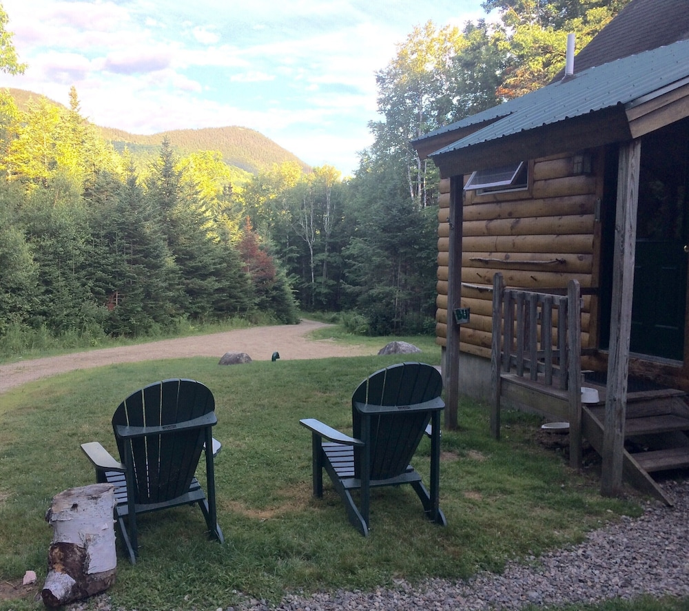Balcony, Black Mtn/ Jackson NH Private -On Hike Trails ,swim, Golf, Fish, Mtn Bike Relax
