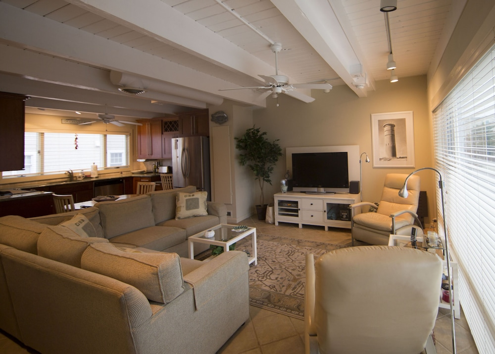 Living Room, Family-friendly Private Beach Area in the Heart of Delaware's Quiet Beaches