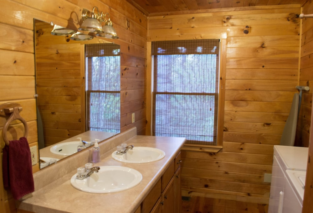 Bathroom, Just Steps Away From the Appalachian Trail