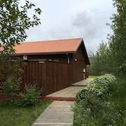 Cabin With A Great View, Hot Tub, Golden Circle & Northen Lights