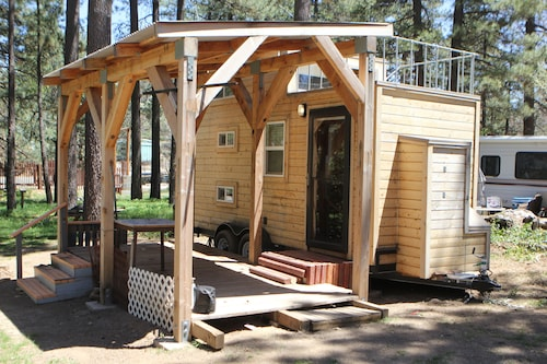Tiny House Retreat in Mount Laguna