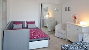 1 soveværelse, strygejern/strygebræt, internetforbindelse