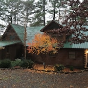 New Updates- Private Cabin On Greer's Ferry Lake