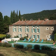 Domaine St Andrieu - Lodges
