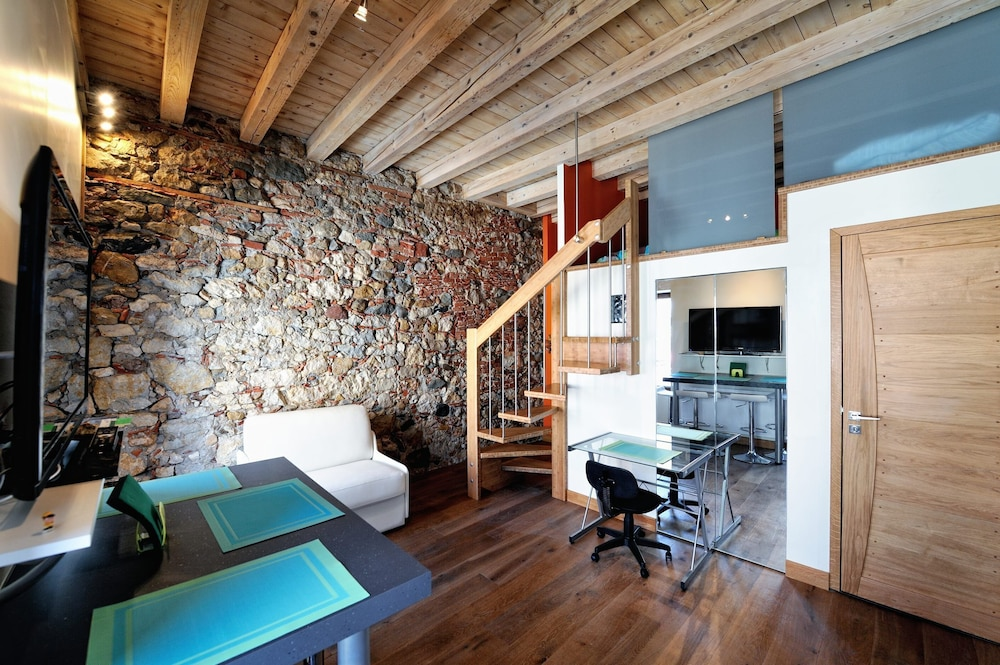 Living Room, LE Cygne, the Loft Apartment Classified 3 Stars