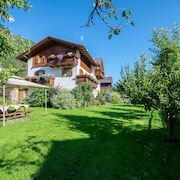 Villa With Large Garden in the Stelvio National Park