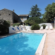 Gites DE Plos Chalet / Swimming Pool / AIR Conditioning + Wifi + Parking Quiet 2 to 5 per