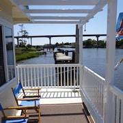 Waterway-floating Condo -intracoastal Waterway-gateway to the Outerbanks