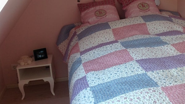 2 soveværelser, pengeskab på værelset, strygejern/strygebræt, Wi-Fi