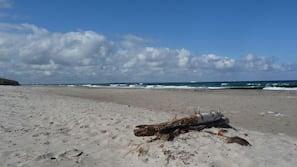 In Strandnähe, Liegestühle