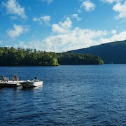Classic Maine Summer Camp on Megunticook Lake, 3 Miles From Downtown Camden