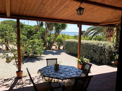 Cottage With Garden View In the Middle of Natural Reserve Close to Beach