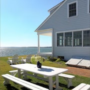 Views-views-views of Beautiful Peconic Bay. Tastefully Renovated 1929 Cape