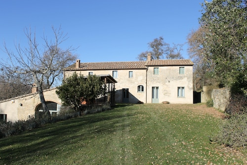 The Oaks Estate, Beautiful Property in Val D'orcia