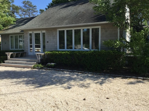 New Listing - August on Tiana Bay in the Hamptons!