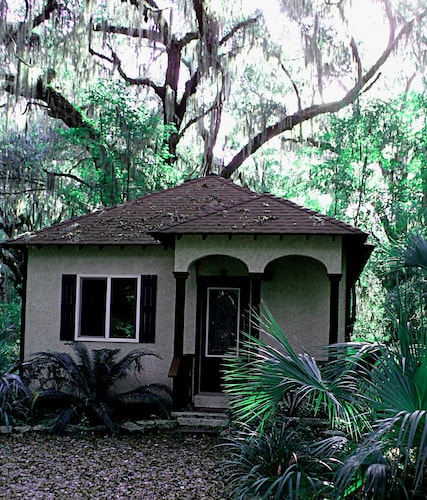 Quiet, Secluded Cottage, Close to Sapelo, Bird Watch, Nature, Kayaks/free Wi-fi!