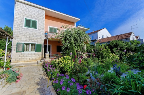 Our Apartment is Located at Quiet Area, With big Terrace and Nice Garden Arround