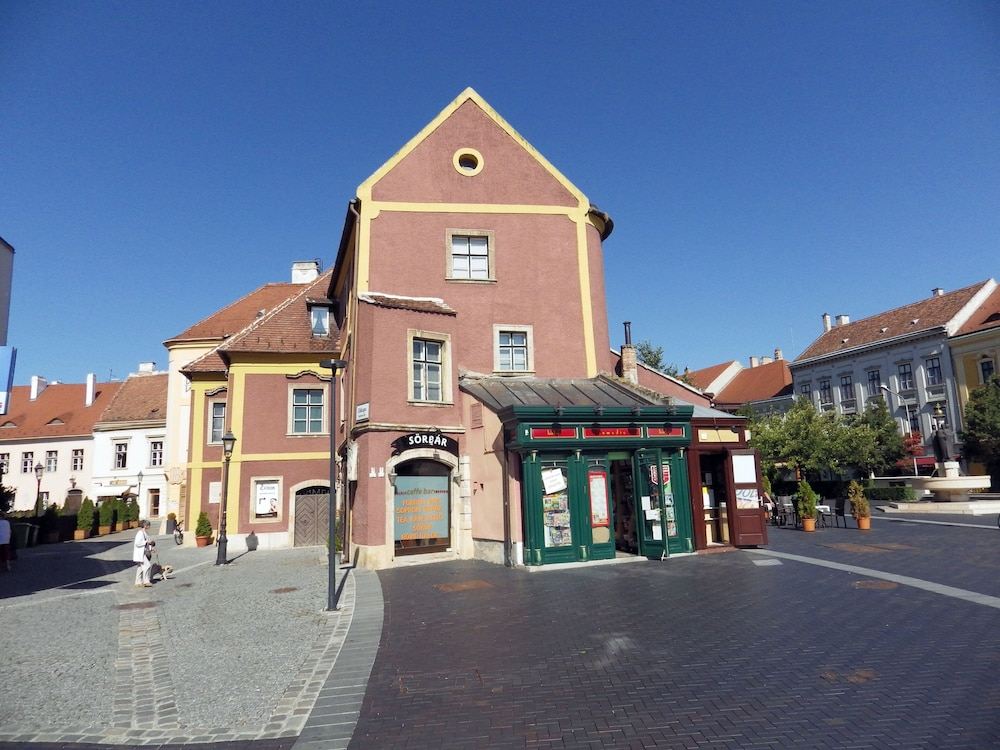 Exterior, The most beautiful Hungarian small town and Vienna, Bratislava are near.