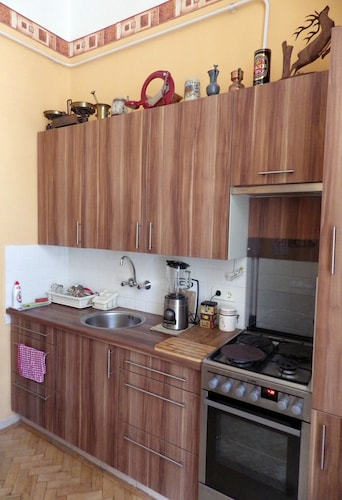 Private Kitchen, The most beautiful Hungarian small town and Vienna, Bratislava are near.