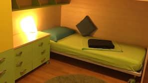3 camere, ferro/asse da stiro, accesso a Internet, lenzuola