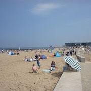 Sunny Holiday Home Near to the Sandy Beach of Colwyn bay