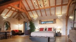 1 Schlafzimmer, Zimmersafe, WLAN, Bettwäsche
