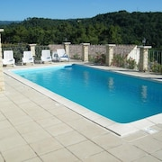 Holiday Home With Swimming Pool on the Escafoulin Domain