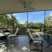 Luxury Golf Condo Mins to Marco Island! Marriott M'ship Available
