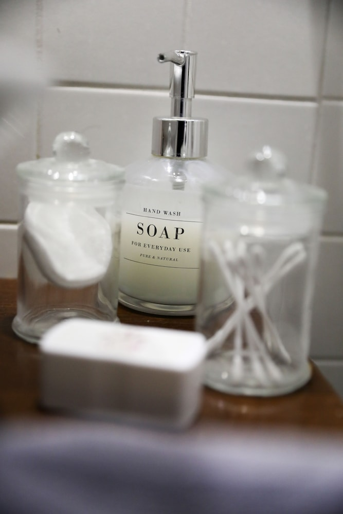 Bathroom Amenities, Deluxe Boutique Hotel Palea Poli