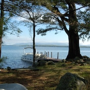 Escape With Friends or Family ~ Welch Island Private Waterfront Island Cottage