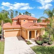 Watersong - Luxurious 5bd/4.5ba Pool Home #5wr510