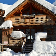 3 Room Apartment in a Charming Cottage on the Slopes