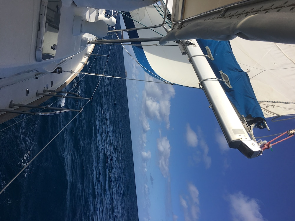, Come Sail the Caribbean Sea Aboard Antillean