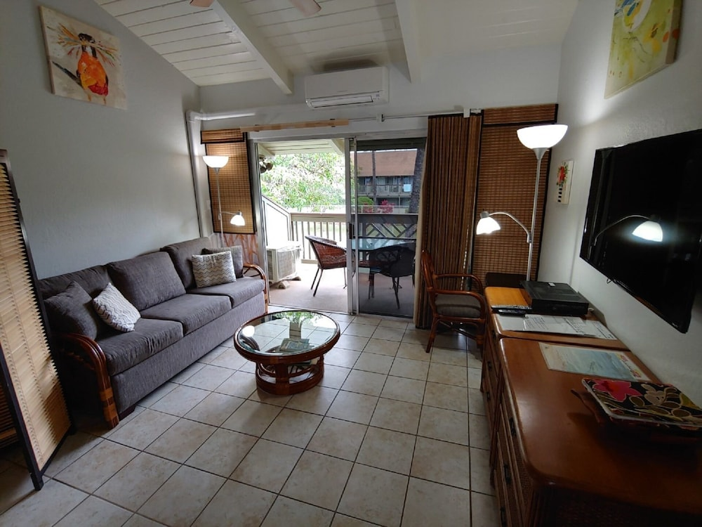 Living Room, Aloha on Maui! Updated Studio With the Luxury of Home~ Inquire Now~