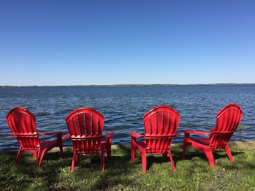 Lake Kegonsa - The Terrace Cottage - 1 Bedroom Near Madison