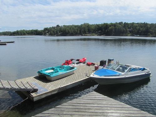 Private Island Cottage Situated In The 30,000 Islands Near Killbear Park