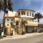 Villa, Adjacent to Golf Club, Between 2 Tourist Cities Ensenada and Rosarito