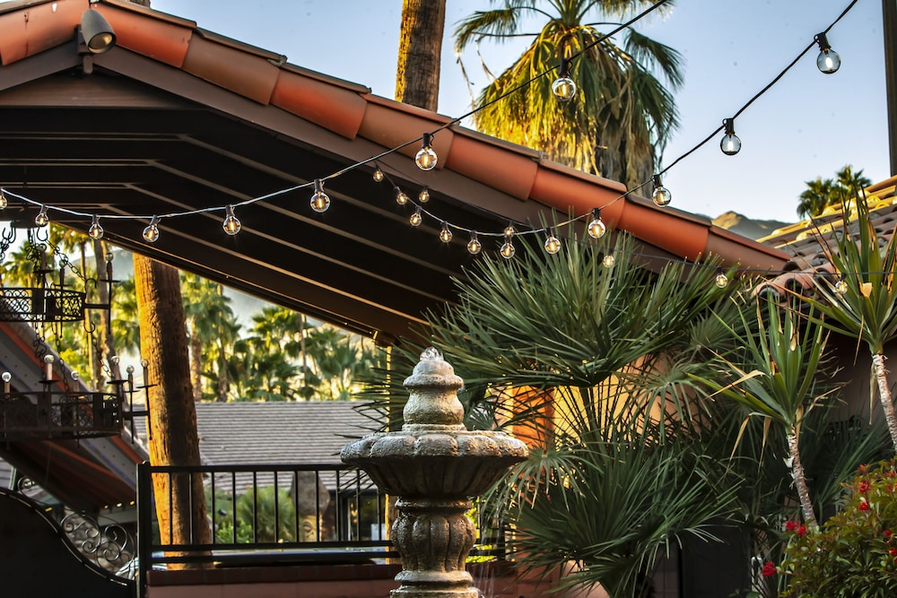 Terrace/Patio, Hotel California