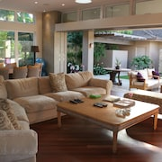 Private Resort Living Near Famous Kahala Beach--with a Car and Maid Service!