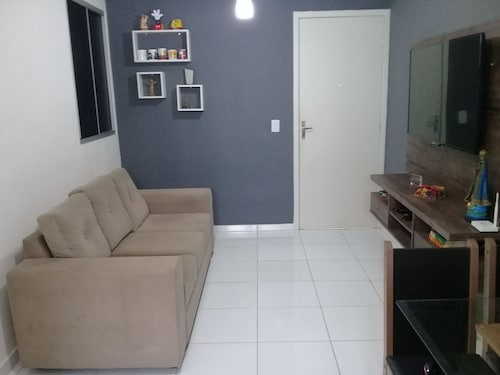 I Rent 2 Rooms Near Ufal and Shopping!
