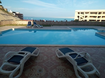 Apartment at View Resort with sea view