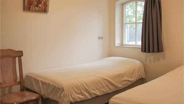 2 slaapkamers, gratis wifi